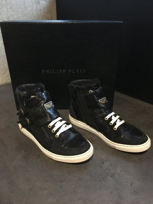 Philipp Plein Sneaker alta nero