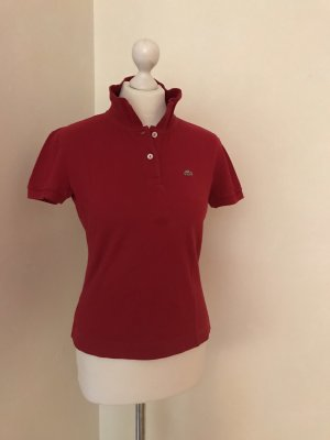 Lacoste Polo Shirt brick red