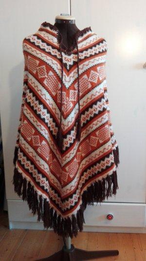 Original Poncho, Vintage, top Zustand