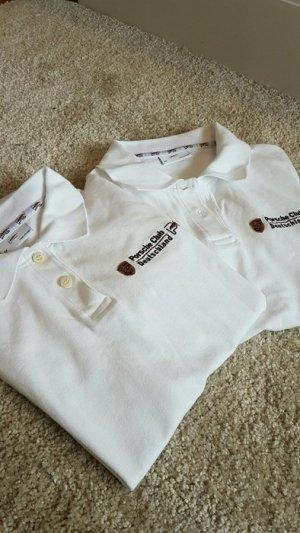 Original Porsche Club Deutschland Polo Shirts Größe M Neu!