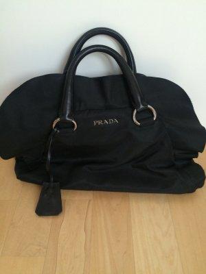 Original Prada Bag in schwarzem Nylon