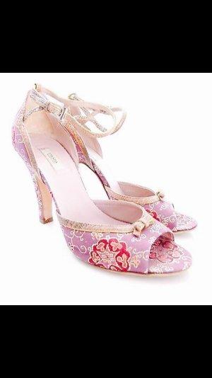 Original Prada High Heels 36 Staubbeutel pink