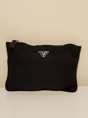 Prada Canvas Bag black