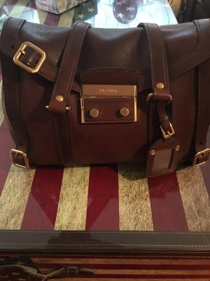 Original Prada Leder Tasche
