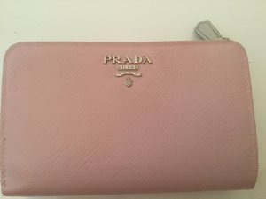 Prada Wallet light pink-natural white