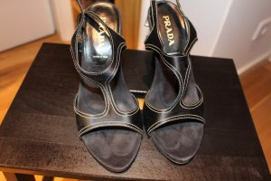 Original Prada Pumps/Sandalen