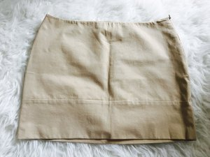 Original Prada Rock Minirock Nude Beige