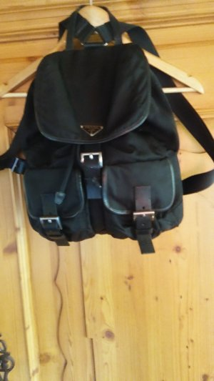 Prada Backpack black