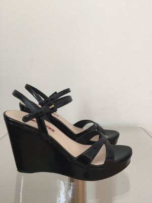 Original Prada Sandalen Wedges *36,5*