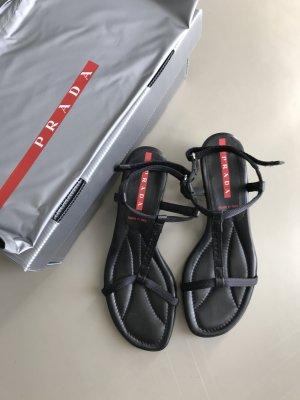 Original PRADA Sandaletten NEU