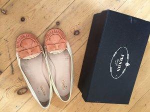 Original Prada Schuhe Ballerinas in Gr. 40 Mokassins