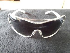 Original Prada Sonnebrille weiß
