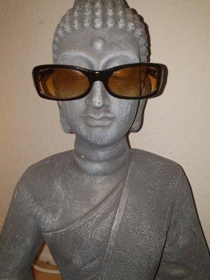 Prada Occhiale nero-bronzo