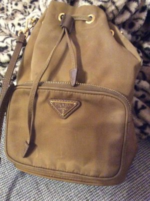 Prada Handbag sand brown
