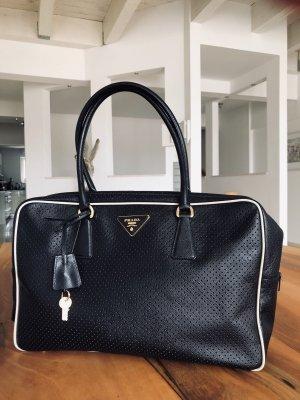 Original Prada Tasche, schwarz