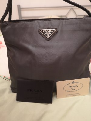 Prada Handbag grey-dark grey