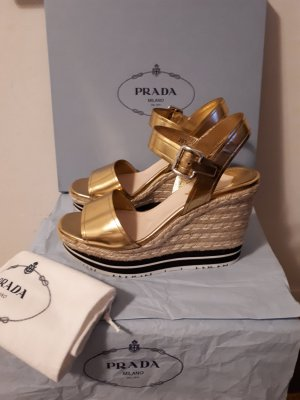 Original Prada Wedges
