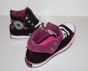 Original Premium Converse Chuck Taylor All Star Schwarz Pink Ribbon Gr. 10 41/42