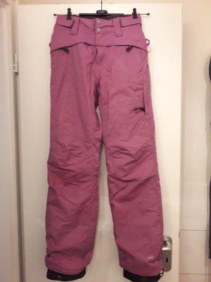 Protest Pantalon de ski mauve-vieux rose