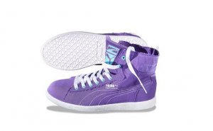 original Puma Hightop Sneaker - Stoffsneaker // NEU