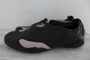Original Puma Sportschuhe Turnschuhe Joga Yoga Sneaker schwarz rosa Gr. 38