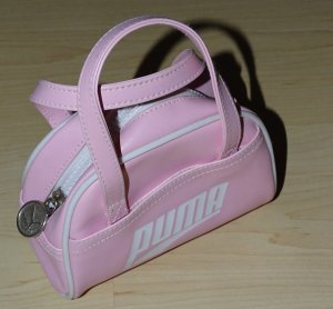 Puma Mini Bag multicolored leather
