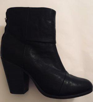 Original Rag & Bone CLASSIC NEWBURY Stiefeletten/Ankel Boots, schwarz, Gr. 39