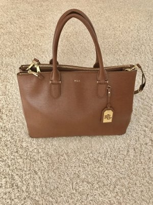 Ralph Lauren Carry Bag brown