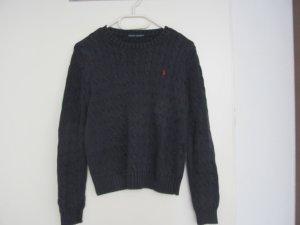 Original Ralph Lauren Pullover mit Zopfmuster