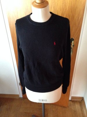 Original ralph lauren strickpullover schwarz M wie neu