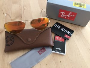 Original Ray Ban Aviatior Pilotenbrille 3025 Sonnenbrille