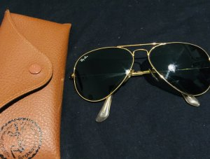 Original Ray Ban aviator
