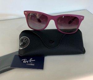 Ray Ban Retro Glasses violet
