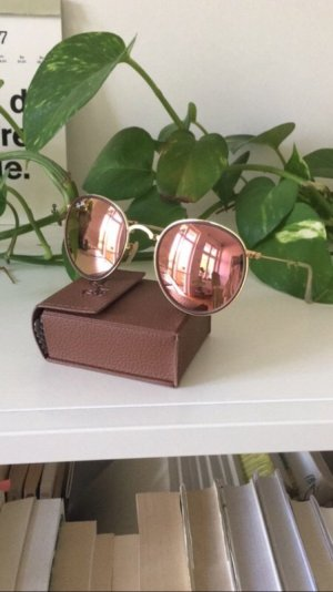 Original Ray Ban polarized Roségold klappbar RB3517