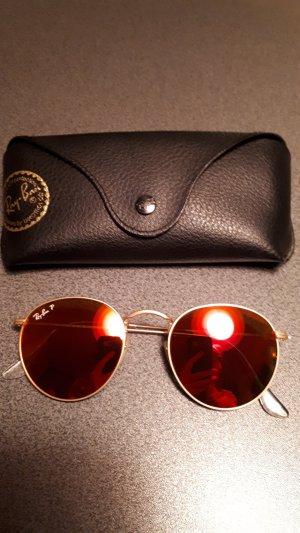 Ray Ban Round Sunglasses multicolored