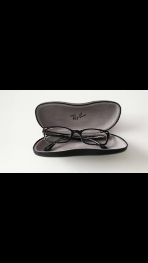 Original Ray-Ban RB 5150 in schwarz