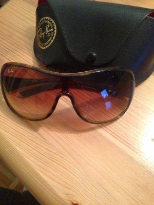 Original Ray Ban Sonnenbrille braun - wie NEU!