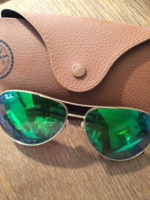 Original Ray Ban Sonnenbrille RB3457