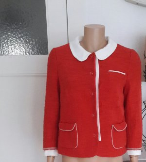 original Rena Lange Bouclé Jacke