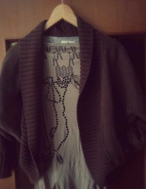Original Replay Cardigan, Bolero Jacke, Pullover, Top Casual Style, Blazer