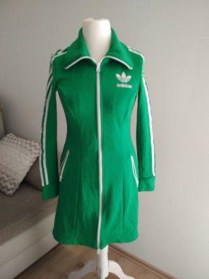 """Original """"retro"""" Adidas Kleid in grün Größe 40"""