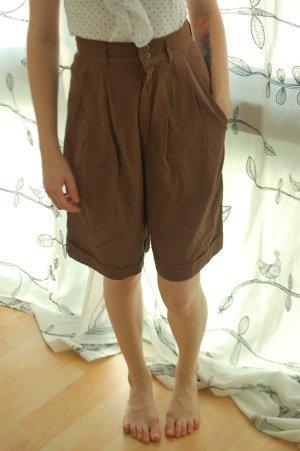 Original Retro high waist kurze Hose