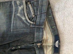 Original Rock&Republic Jeans Gr.30 blau limitiert Nieten