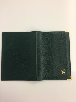 Card Case forest green