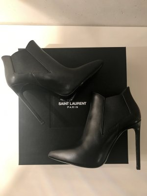 Original Saint Laurent Ankle Boots Gr. 36,5 neu!