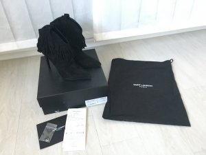 Original Saint Laurent Boots