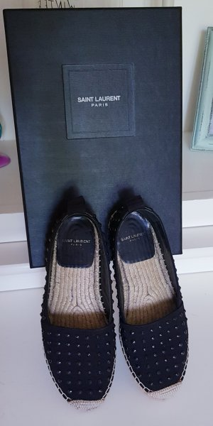 original Saint Laurent Espadrilles Studs