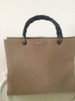 Original sandfarbene Gucci Bag