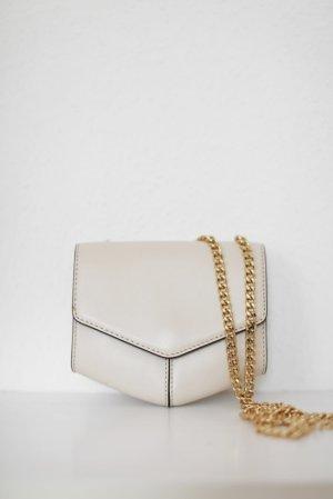 Original Sandro Paris Lou Bag Tasche Creme Off White Vintage Look Neu