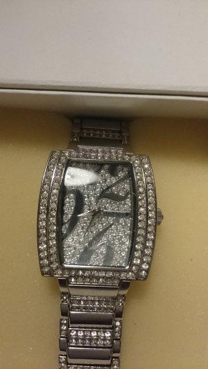 Sarah Kern Reloj con pulsera metálica color plata